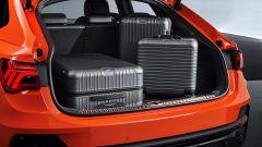 Nuova Audi Q3 Sportback 2019: lo spazio per i bagagli