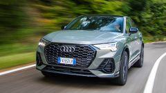 Audi Q3 Sportback, prova video