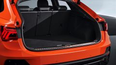 Nuova Audi Q3 Sportback 2019: schienale posteriore diviso 40:20:40