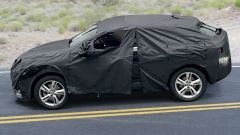 Nuova Audi Q4, chiamatela Q3 Sportback. Prime foto spia - Immagine: 2