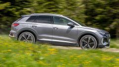 Audi Q4 e-tron, la prova video