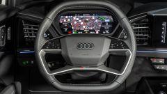 Audi Q4 e-tron, viaggio nel tempo. Prova video dell'e-SUV compatto - Immagine: 23