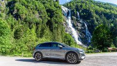 Audi Q4 e-tron, viaggio nel tempo. Prova video dell'e-SUV compatto - Immagine: 29