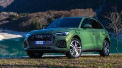 Nuova Audi Q5, il restyling si vede e si sente. Prova video - Immagine: 8