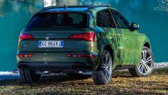 Nuova Audi Q5, il restyling si vede e si sente. Prova video - Immagine: 9