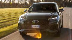 Nuova Audi Q5, il restyling si vede e si sente. Prova video - Immagine: 12
