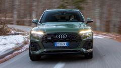 Nuova Audi Q5, il restyling si vede e si sente. Prova video - Immagine: 13