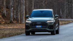 Nuova Audi Q5, il restyling si vede e si sente. Prova video - Immagine: 14