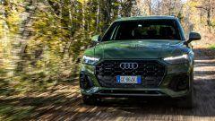 Nuova Audi Q5, prova video