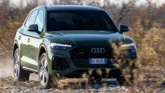 Nuova Audi Q5, il restyling si vede e si sente. Prova video - Immagine: 16