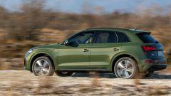 Nuova Audi Q5, il restyling si vede e si sente. Prova video - Immagine: 17
