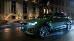 Nuova Audi Q5, il restyling si vede e si sente. Prova video - Immagine: 30