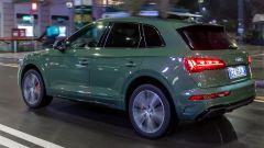 Nuova Audi Q5, il restyling si vede e si sente. Prova video - Immagine: 31