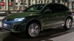 Nuova Audi Q5, il restyling si vede e si sente. Prova video - Immagine: 32