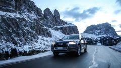 Nuova Audi Q5 2017, l'abbiamo provata sulle strade delle Dolomiti