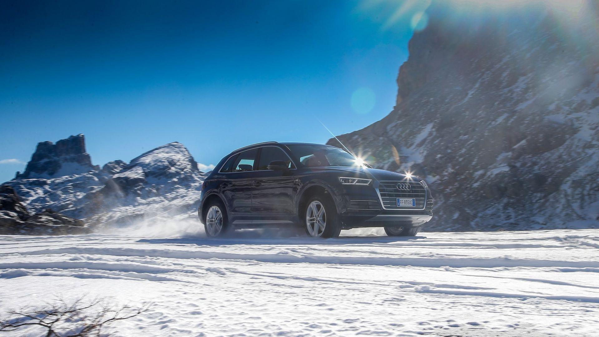Prova Video Audi Q5 2017 Prova Allestimenti Prezzi Video Motorbox