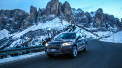 Audi Q5 2017: prova, allestimenti, prezzi [VIDEO] - Immagine: 17