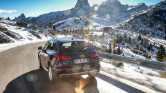 Nuova Audi Q5 2017, su strada è più leggera e maneggevole