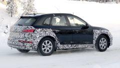 Nuova Audi Q5 2020: anche i fari posteriori a LED avranno nuovo design
