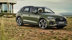 Nuova Audi Q5 2020: anche ibrida plug-in