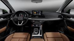 Nuova Audi Q5 2020: gli interni