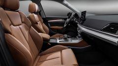 Nuova Audi Q5 2020: i nuovi interni