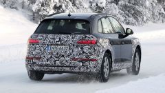 Nuova Audi Q5 2020: novità anche per il paraurti posteriore e le finiture dei tubi di scarico