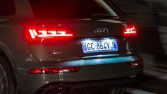 Nuova Audi Q5 2021, fari posteriori Digital OLED