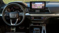 Nuova Audi Q5 2021, gli interni
