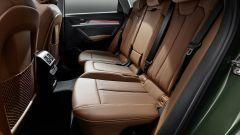 Nuova Audi Q5 2021, il vano posteriore