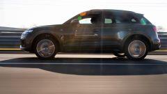 Nuova Audi Q5 2021, la fiancata