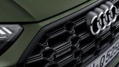 Nuova Audi Q5 2021, nuova griglia single frame