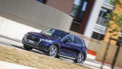 Nuova Audi Q5 con la trazione integrale ultra