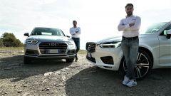 Nuova Volvo XC60 VS nuova Audi Q5: la sfida tutta premium - Immagine: 1