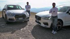 Nuova Volvo XC60 VS nuova Audi Q5: la sfida tutta premium - Immagine: 2