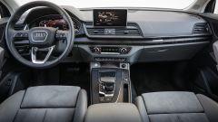 Nuova Audi Q5: gli interni