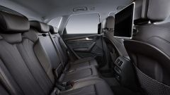 Nuova Audi Q5, i sedili posteriori