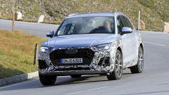 Nuova Audi Q5: il facelift 2020
