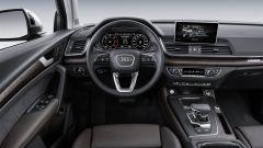 Nuova Audi Q5, il posto guida