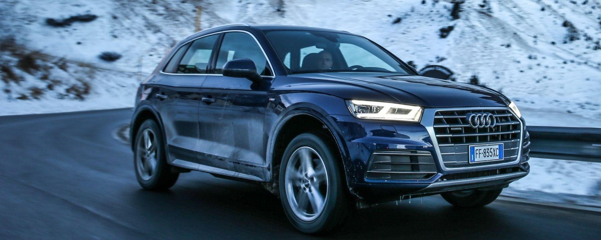 Nuova Audi Q5: la nostra prova