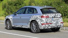 Nuova Audi Q5: leggere modifiche anche al posteriore