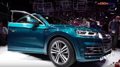 Live Parigi 2016: nuova Audi Q5 e RS3 Sedan in video - Immagine: 1