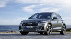 Nuova Audi Q5 Plug-in Hybrid ora in vendita. Più autonomia - Immagine: 8
