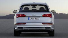 Nuova Audi Q5, posteriore