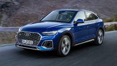 Audi Q5 Sportback, viva il mild hybrid. Ordini al via, ecco i prezzi - Immagine: 2
