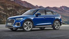 Audi Q5 Sportback, viva il mild hybrid. Ordini al via, ecco i prezzi - Immagine: 4