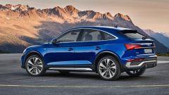 Audi Q5 Sportback, viva il mild hybrid. Ordini al via, ecco i prezzi - Immagine: 5