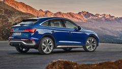 Audi Q5 Sportback, viva il mild hybrid. Ordini al via, ecco i prezzi - Immagine: 6