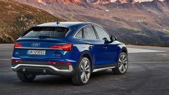 Audi Q5 Sportback, viva il mild hybrid. Ordini al via, ecco i prezzi - Immagine: 7