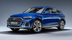 Audi Q5 Sportback, viva il mild hybrid. Ordini al via, ecco i prezzi - Immagine: 8
